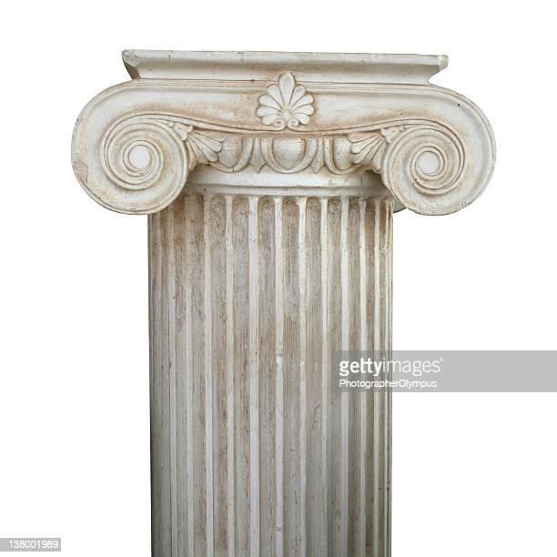 Détail de colonne