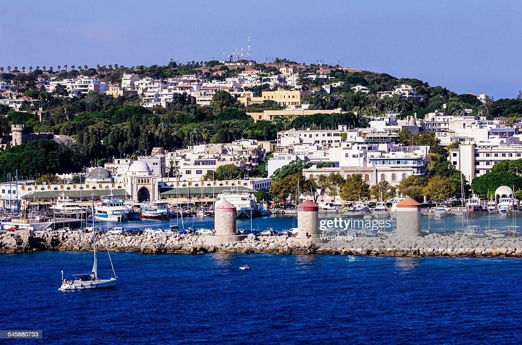 Greece, Aegean Islands, Rhodes,