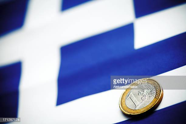 Griechenland, Euro curency