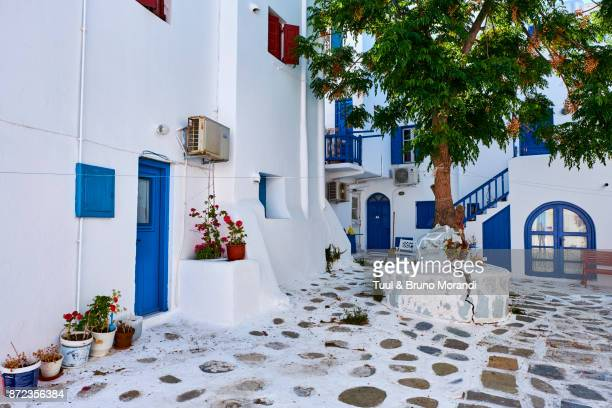 Greece, Cyclades, Mykonos