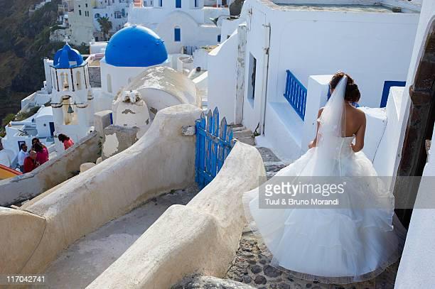 Greece, Cyclades, Santorini island, Oia