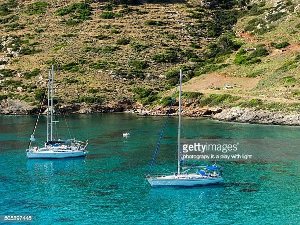 Greece island Kythnos