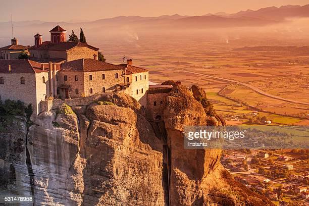 Greece Kalambaka monasteries