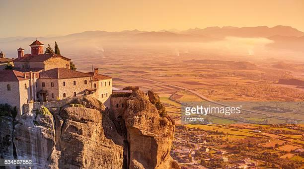Grèce Kalambaka monastère