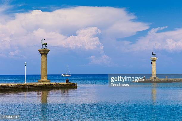 Ville De Rhodes Photos et images de collection  Getty Images