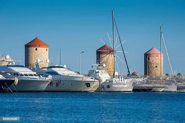 Rhodes Town Stock Photos and Pictures  Getty Images
