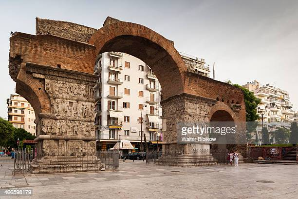 Greece, Thessaloniki, Arch of Galerius