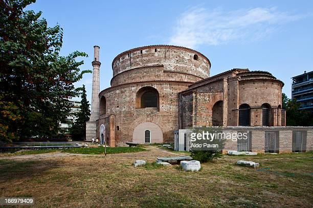 Greece, Thessaloniki, Rotunda of Galerius