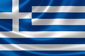 Griechische Flagge Fotos Und Grafiken Lizenzfreie Bilder