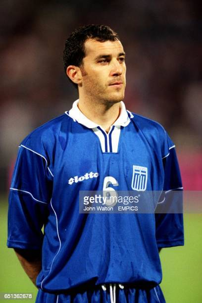 Greece's Giannis Goumas