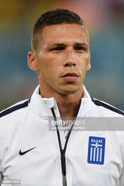 Greece's Jose Holebas