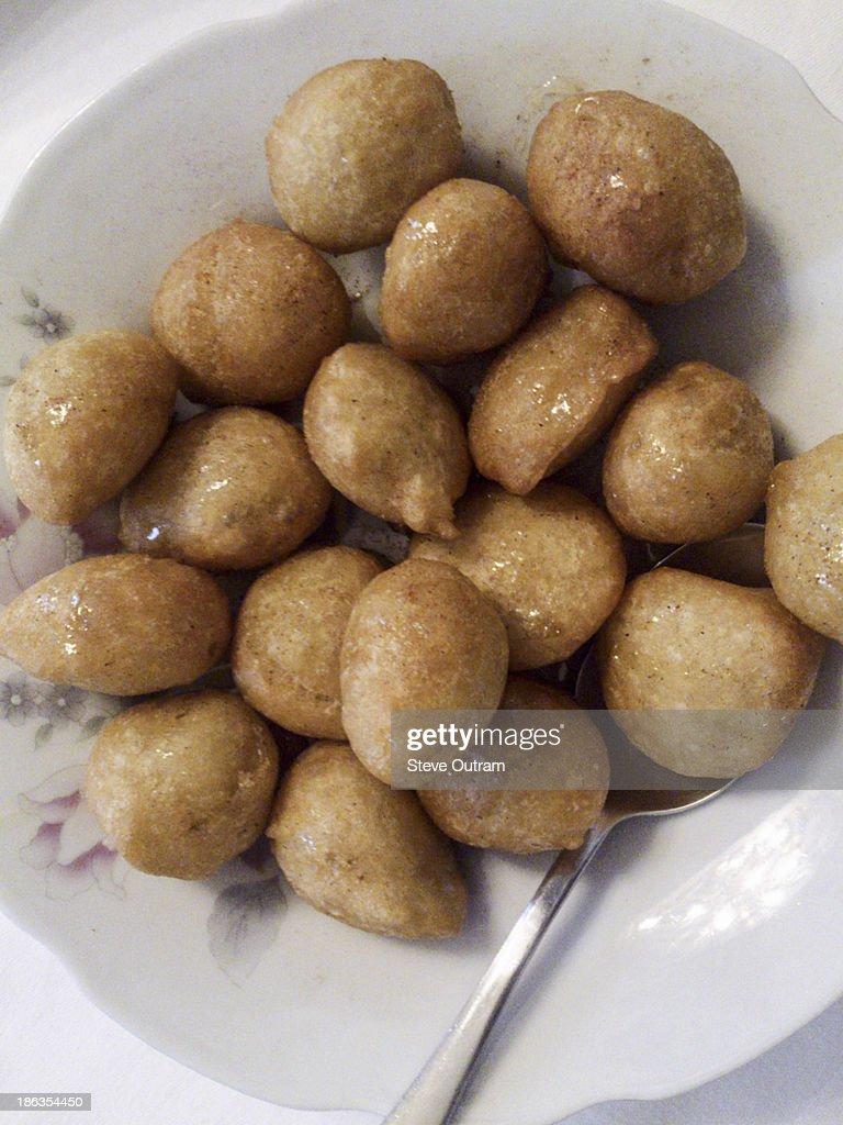 Greek cuisine : Stock Photo