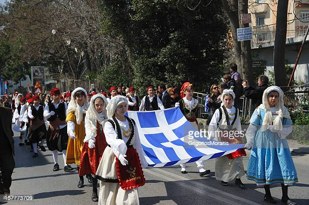 Greek National Holiday School Parade