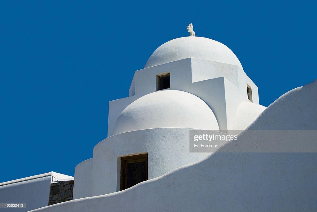 Greek Orthdox Church in Mykonos