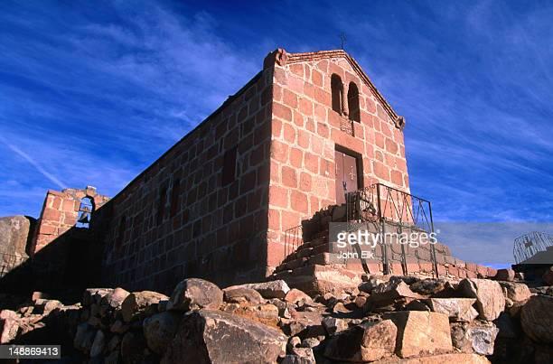 Greek Orthodox Chapel.