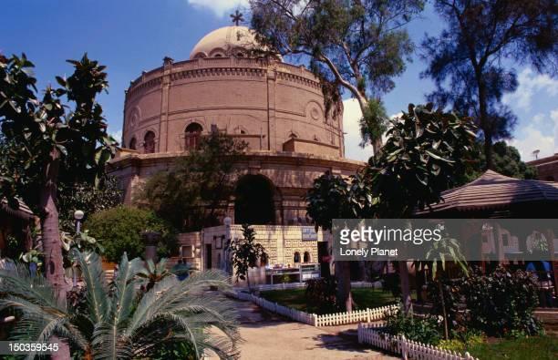 Greek Orthodox Church of St George, Coptic Quarter - Cairo