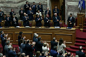 DZA: Greek government's policies statements at Parliament