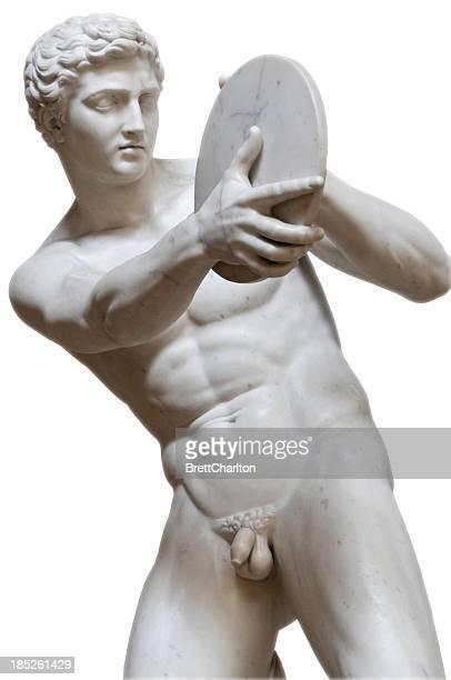 Griechische-Statue