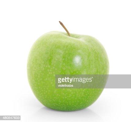green apple : Foto de stock