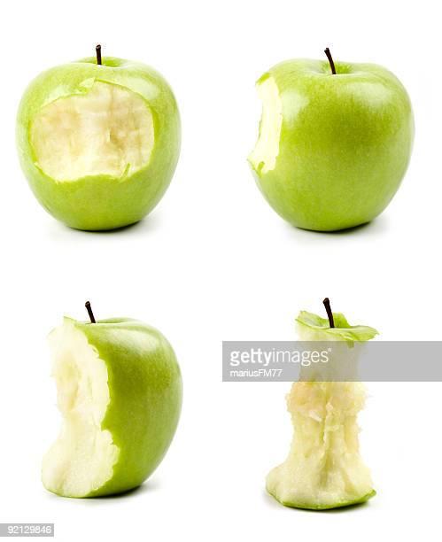 Pomme verte ensemble
