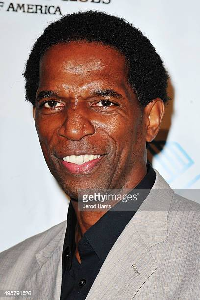 A C Green arrives at the Boys and Girls Clubs of America's Annual Great Futures Gala at The Beverly Hilton Hotel on November 4 2015 in Beverly Hills...