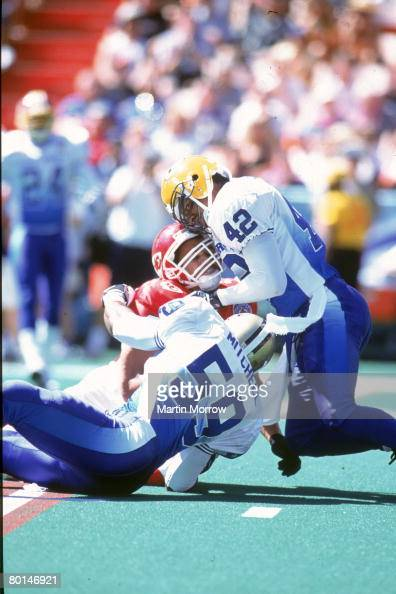 kevin mitchell american football player stock photos and pictures