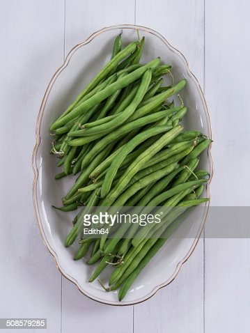 Grüne Bohnen : Stock Photo