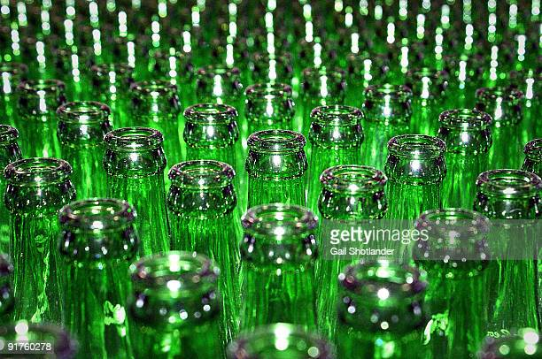 Green bottles