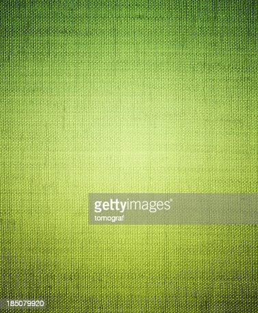 Green canvas background
