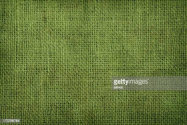 Verwitterten Hintergrund Grün Leinen