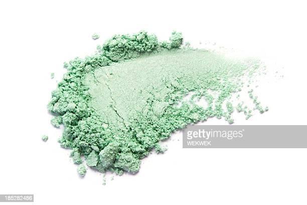Green Color Eyeshadow