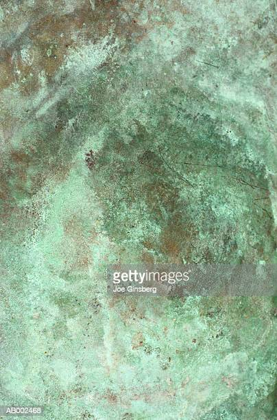 Green Copper Patina