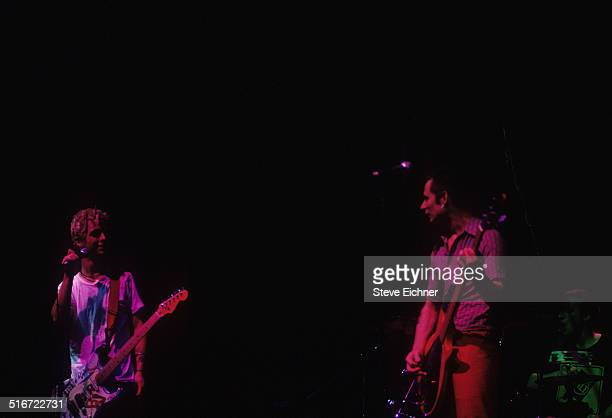 Green Day performs at CMJ Music Marathon New York November 3 1993