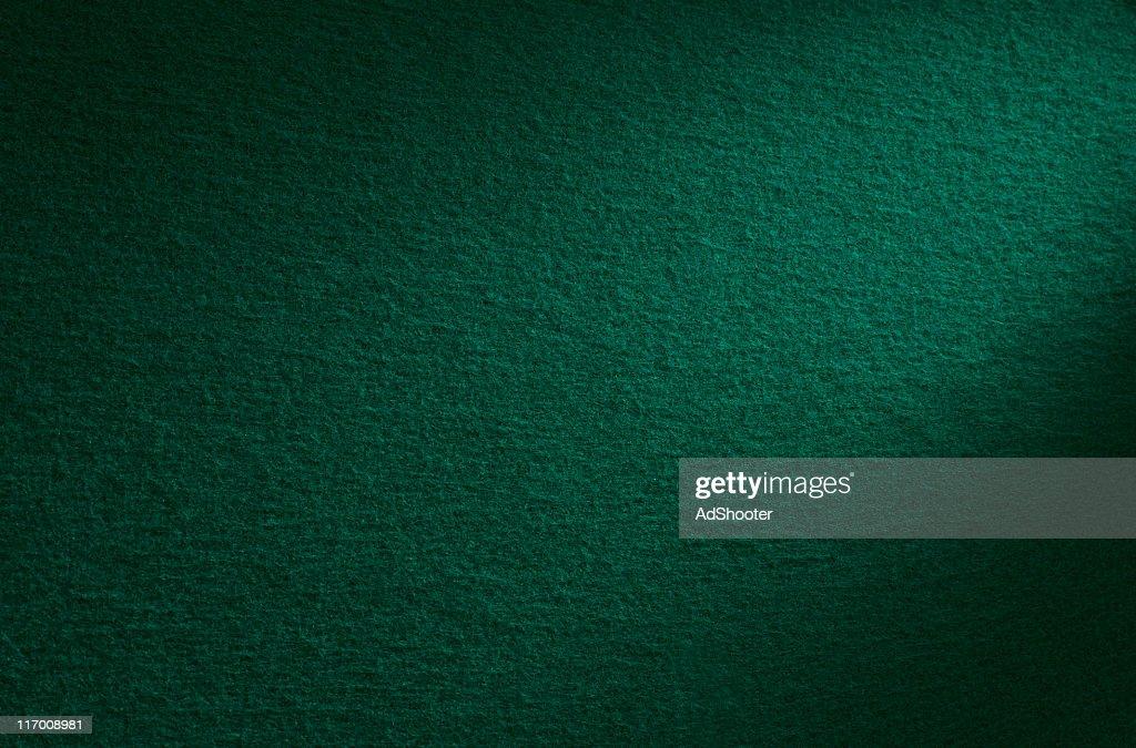 En feutre vert : Photo