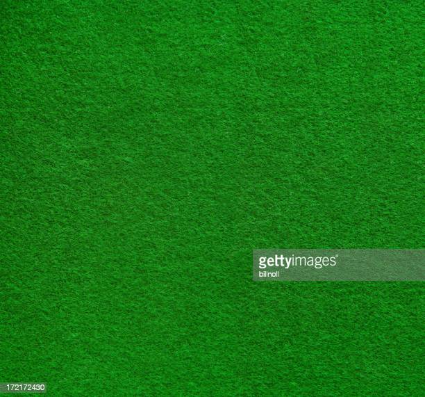 green felt surface background texture