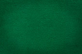Green felt texture for surface of poker and casino