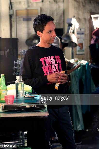 POWERLESS 'Green Furious' Episode 111 Pictured Danny Pudi as Teddy