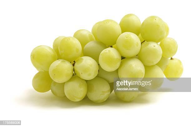緑のブドウ