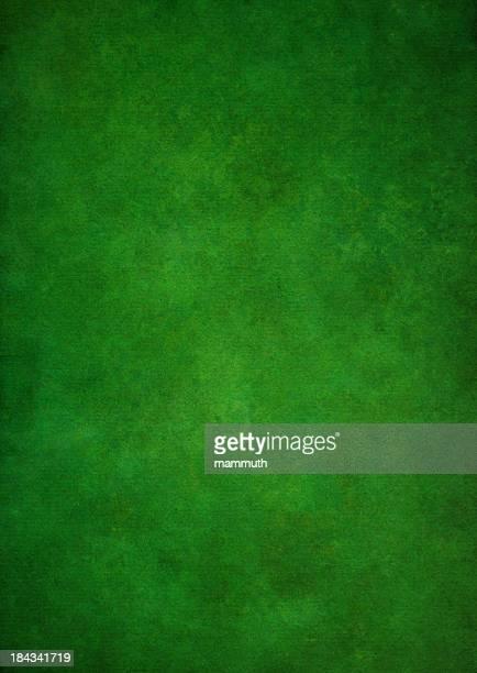 グリーンのグランジ背景