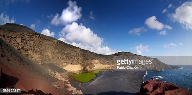 Green lagoon - Lanzarote