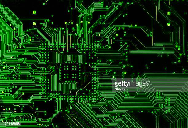 A green layout drifting circuit design