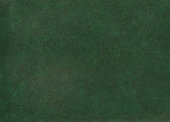 Green leather surface. Abstract background and texture for design.
