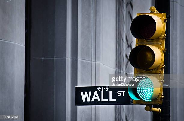 Feu vert sur Wall Street