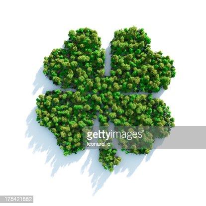 Green luck