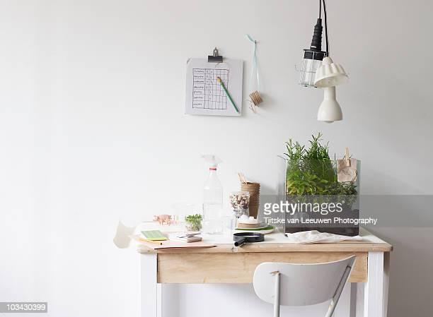 Green Office spread