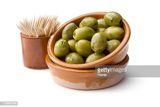 *Green Olives