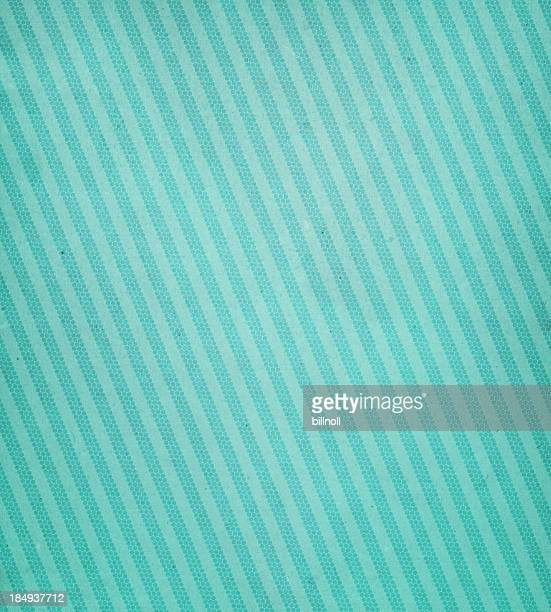 Green paper with diagonal lines