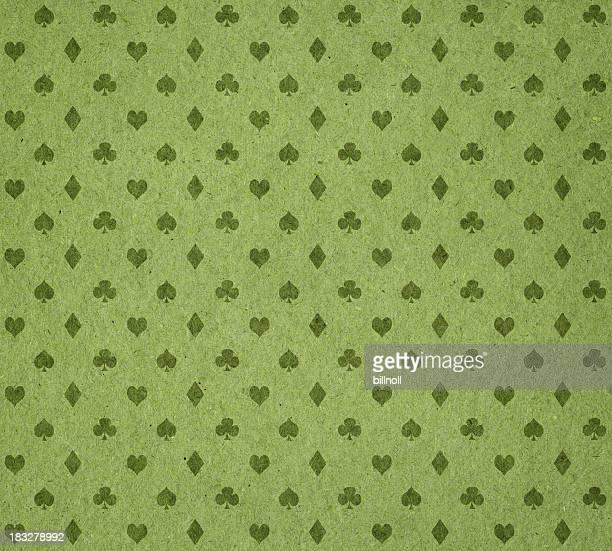 Livre vert avec Symbole