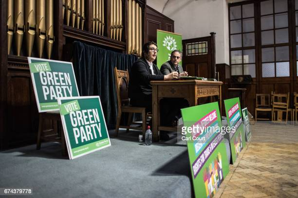 Green Party coleader Jonathan Bartley and LGBTIQA spokesperson Aimee Challenor set out the party's commitment to champion LGBTIQA rights during a...