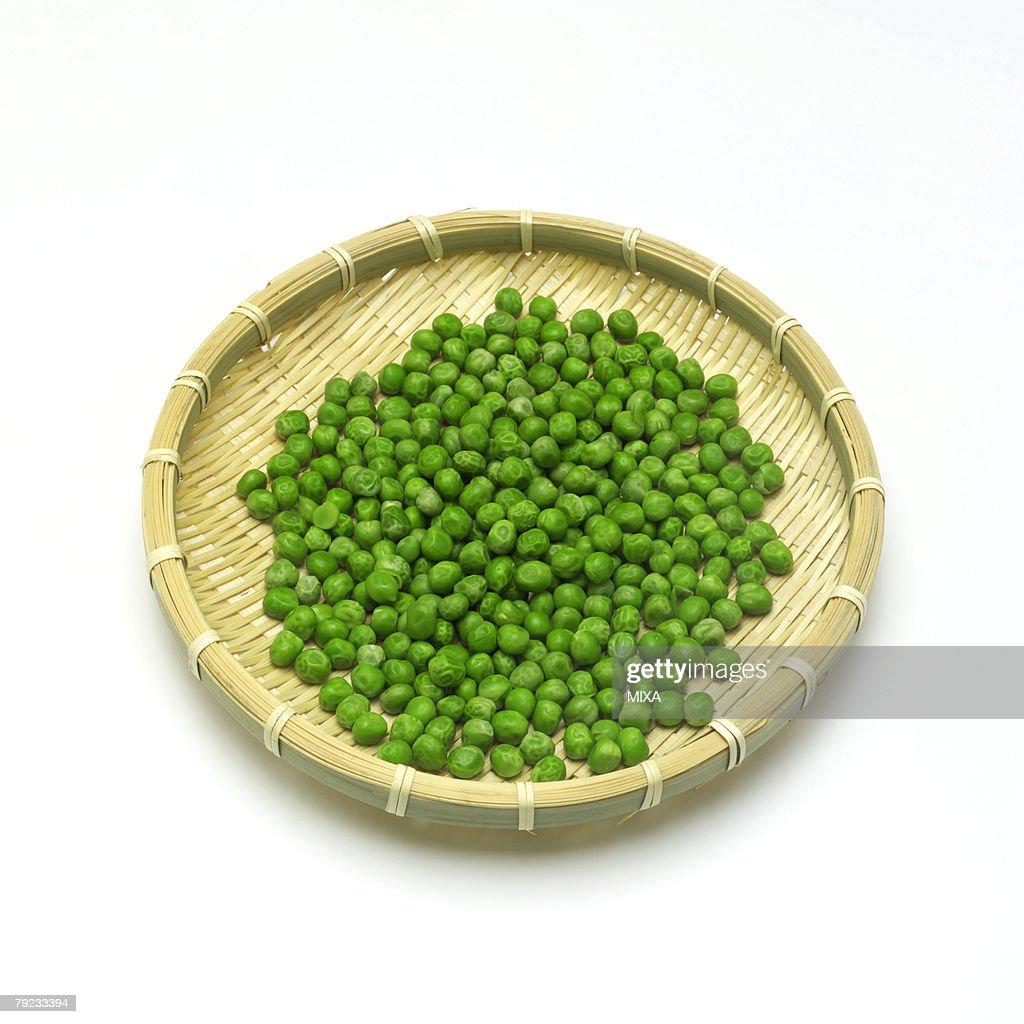 Green pea : Stock Photo